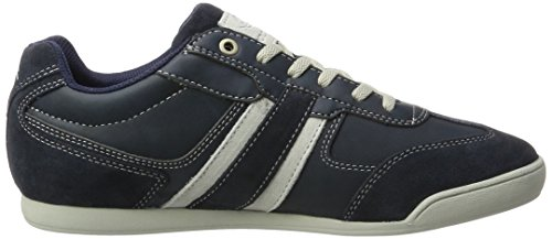 Dockers by Gerli Herren 28pe901-204 Sneaker Blau (navy/weiss)