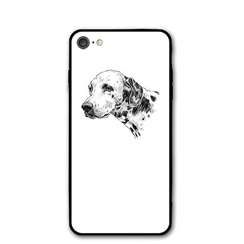 iPhone 7 Case Dog Head Protective Shockproof Anti-Scratch