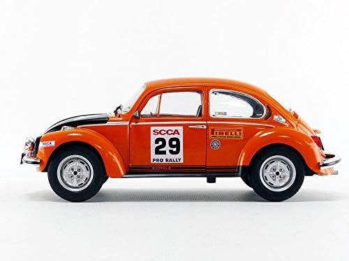 Solido VW Escarabajo 1303 Racer 53 maqueta de coche auto beetle volkswagen en miniatura 1:18