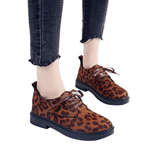 Bessky Chaussures À Rond Avec Bout Lacets Et Femmes Pour Carré Talon dpprqw