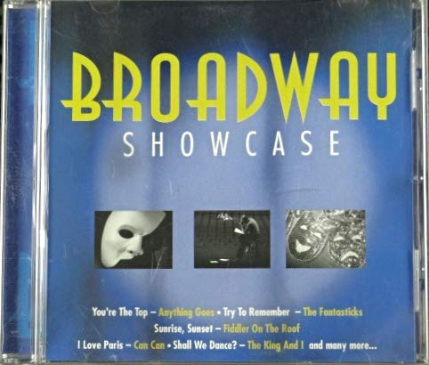 Broadway High quality new All items free shipping Showcase