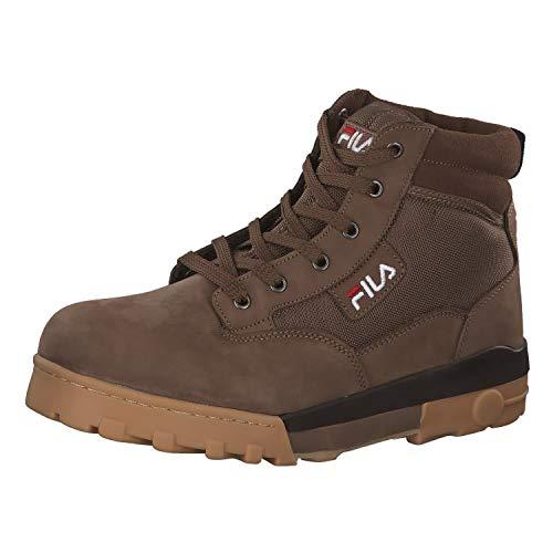 Herren MID Fila Boots Partridge Grunge Black ZwZ1xq
