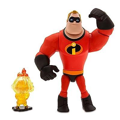 Disney Mr. Incredible and Jack-Jack Action Figure Set - PIXAR Toybox