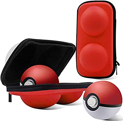 Portable Carrying Case for Nintendo Switch Poke Ball Plus ...
