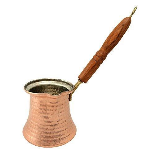 Espesor de cobre 250 ml/café Jarra Topkapi jarrita para moca Cezve ...