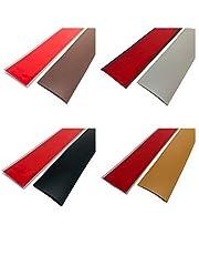 5 M /196.85 in Self Adhesive Floor Trim, Adhesive Laminate Flooring Trim, Flooring Threshold Strip, Floor Joining Strips, Tile to Floor Threshold, Divider Strip, Edge Covers
