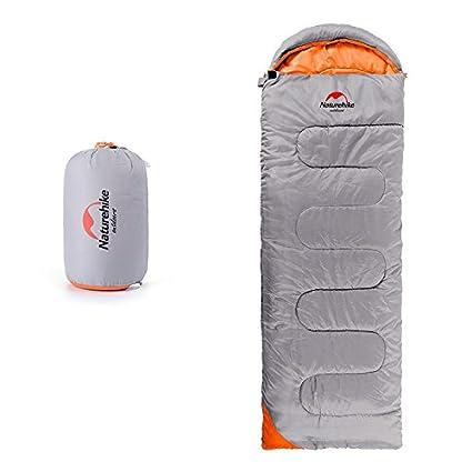 Naturehike camping saco de dormir oficina bolsa de dormir dormir Gear, hombre mujer Infantil,