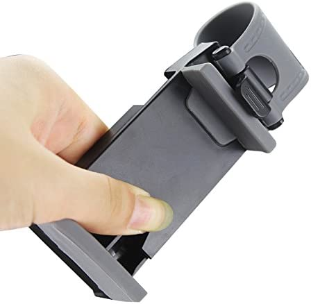 Reiko Car Mount for Almost Any Smartphone or PDA or GPS Devices Black