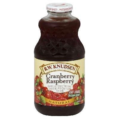 R.W. Knudsen Family BG17468 R.W. Knudsen Family Cranberry Raspberry - 12x32OZ
