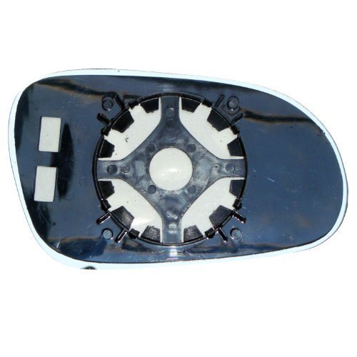 Fox Wing Mirror s With base-Non Heated, Silver,LH (Passenger Side),2006 onward Car Wing Mirrors (UK)