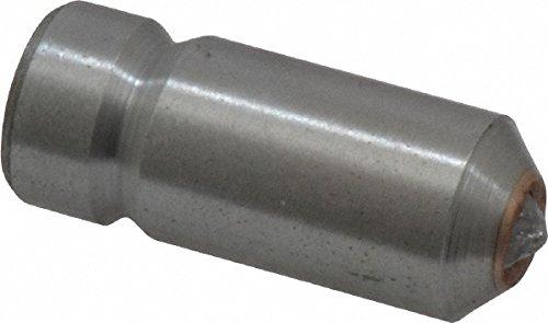 64214349 Gibraltar - 1/2inch Ball Diam, 5/16inch Shank Diam, Steel Inspection Tooling Ball