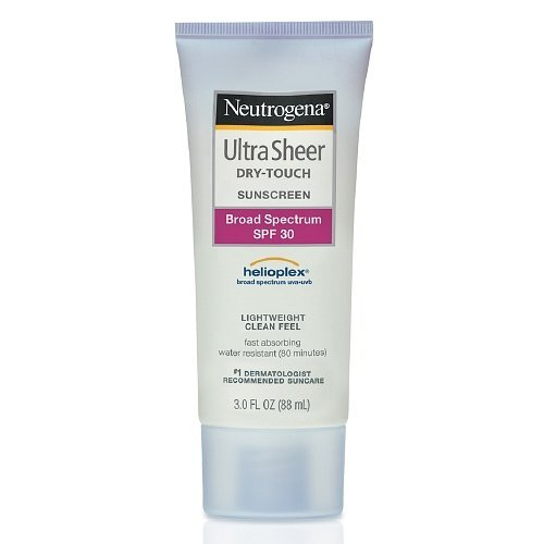 Neutrogena Ultra Sheer Dry-touch Sunblock SPF 30, 3 Oz High Quality Best Seller of My Shop Fast Shipping Ship Worldwide Best Gift