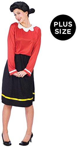 Olive OYL Costume - Plus Size 1X/2X