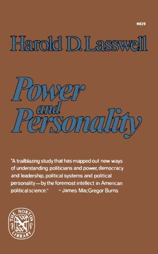 Power and Personality (Norton Library; N829)