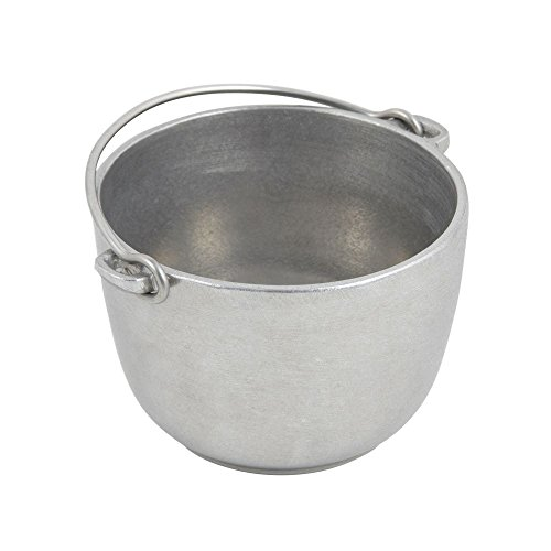 Bon Chef 3006 PEWTER Aluminum 1.5 Qt. Soup Tureen with Bail Handle (Soup Pewter Tureen)