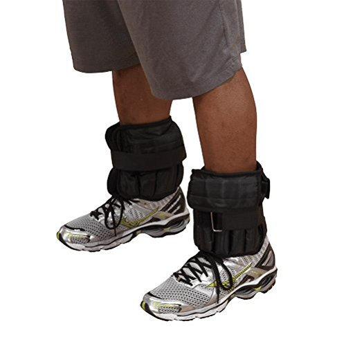 Homey Delight Ankle Vest Weights Exercise Weighted Legs Training Adjustable Workout Fitness