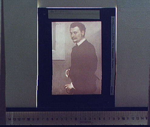 Photo: Bergamask captain,men,clothing,paintings,authochromes,Detroit - Shopping In America Tax On