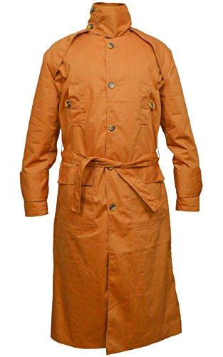 Deckard Blade Runner Costumes - Blade Runner Rick Deckard Trench Cotton