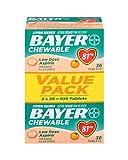 Aspirin Regimen Bayer 81mg Chewable Tabl...