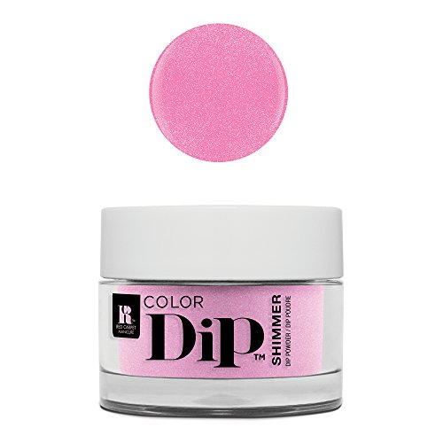 - Red Carpet Manicure Color Dip Nail Dip Powder, Brigh As Can Be Pink 0.3 oz