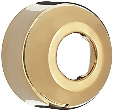 Kingston Brass PFLBELL1142 Made to Match 1-1/4-Inch Diameter Bell Flange , 3-Inch, Polished Brass