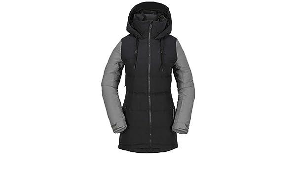 cbc05d9b0bf Volcom Women's Elias Puff Down Snow Jacket: Amazon.ca: Clothing &  Accessories