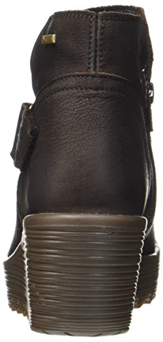 Fly Brown YOCK062FLY Mujer para Tex Marrón London Gore Botas Dk arzwqCaPxn