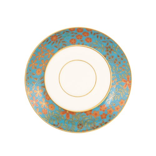 Lenox Gilded Tapestry Can Saucer -  815939