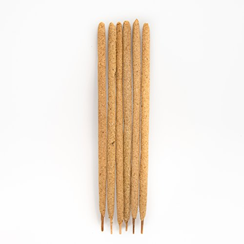 Premium Palo Santo Hand Rolled Incense Sticks from 100% Wild Peruvian Palo Santo, for Meditation, Relaxation, and Spiritual Cleansing