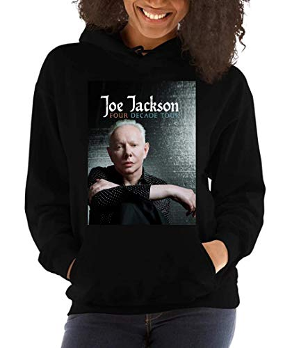 Monyong Joe Jackson Tour 2019 9 Women's Hoodie|Sweatshirt Black