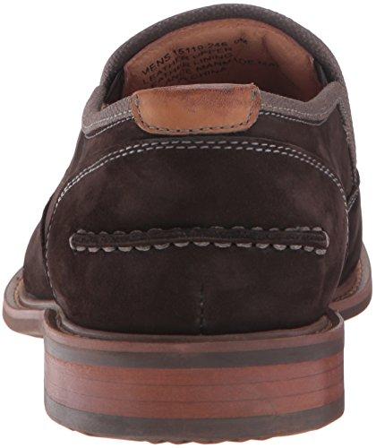 Florsheim Mens Frisco Plain Toe Slip-On Brown Nubuck oojehDhs