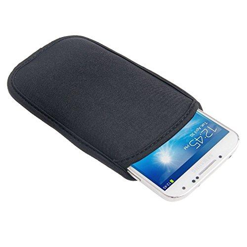 Mxnet El caso material impermeable / lleva el bolso para la galaxia SIII / i9300 del iPhone 6 y 6S / Samsung, galaxia S IV / i9500, galaxia Primier / i9260 Fundas