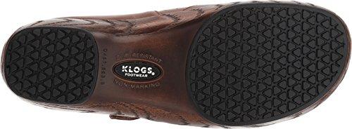 Klogs Footwear Womens Charleston Nutmeg Tintoretto