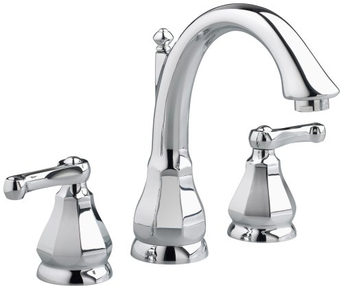American Standard 6028.801.002 Dazzle Double-Handle Widespread Lavatory Faucet, -