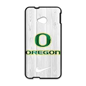 Happy Oregon Cell Phone Case for HTC One M7