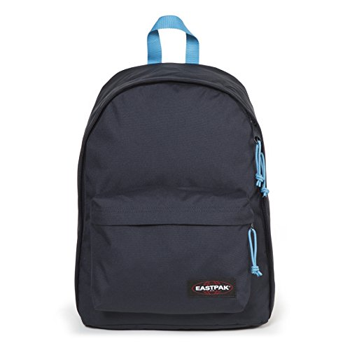 Backpack Of Out Office 27 L Eastpak Navy Black aqua 44 cm 1UTwnxtq6