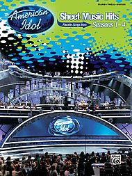 American Idol Sheet Music - American Idol Sheet Music Hits