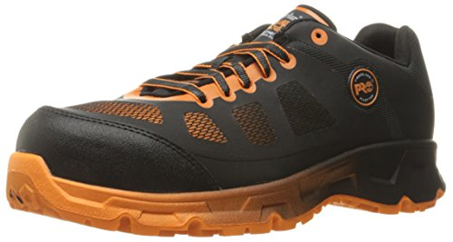 Timberland PRO Mens Velocity Alloy Safety-Toe Industrial and Construction Shoe