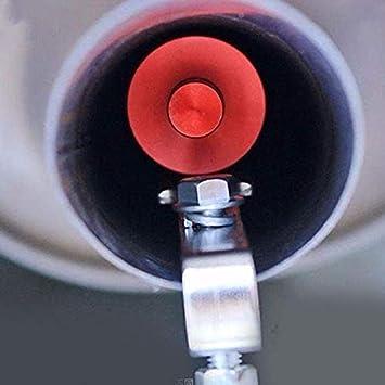 M simulatore automatico del fischio del suono del fischio turbo Simulatore della valvola di scarico del tubo di coda Adatto a molti tipi di auto Silenziatore di scarico del fischio Turbo Sound ZGL