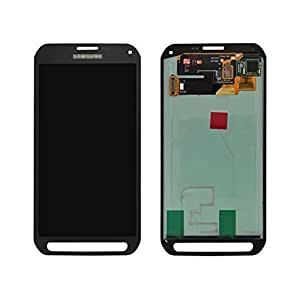 LCD Screen + Digitizer for Samsung G870F Galaxy S5 Active Grey