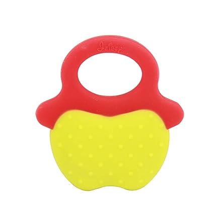 Forma bebé Mordedor silicón de la fruta Segura dentición Chew ...