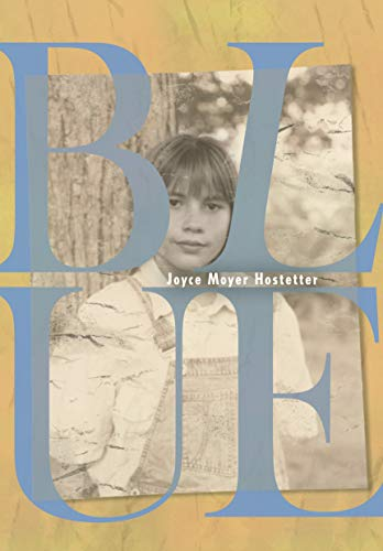 Blue by [Hostetter, Joyce Moyer]