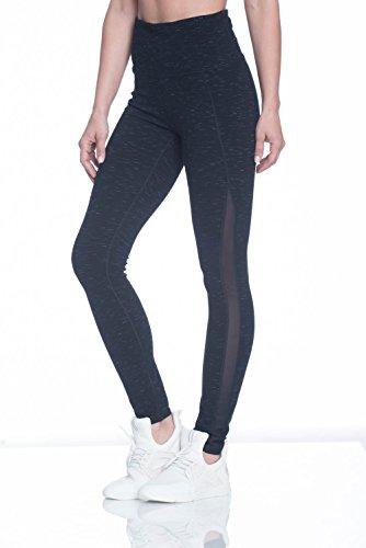 Gaiam Women's Om Yoga Pants - Performance Compression Full Length Spandex Leggings from Gaiam
