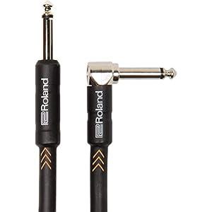 Roland RIC-B10A Instrument Cables, Black