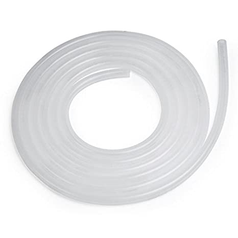 100 Feet 3//4 ID x 1-1//8 OD - 117117-100 3//4 ID x 1-1//8 OD 100 Feet Advanced Component Services Inc Silicone Tubing