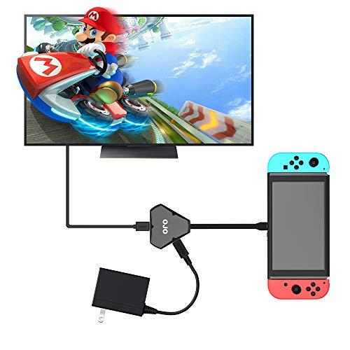 YesOJO Dongle - Base portátil para Nintendo Switch para Nintendo ...