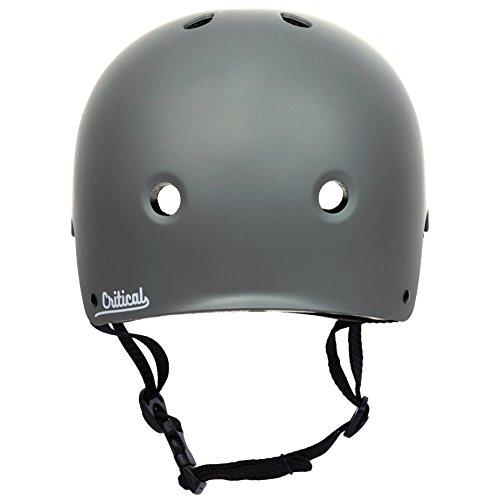 d0fe7ee0966 Retrospec Critical Cycles Classic Commuter Bike Skate Multi-Sport cm-2  Helmet