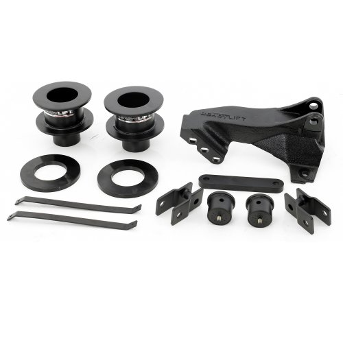 ReadyLift 66-2515 Leveling Kit with Track Bar Bracket for F350/F450 4WD