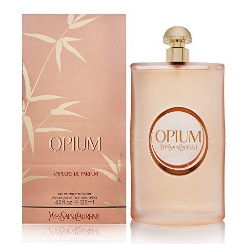 Opium Vapeurs De Parfum by Ỵves Ṣaint Ḷaurent EDT Legere Spray 4.2 OZ./ 125 ML.