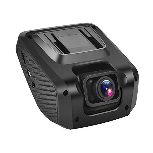 CofunKool Car Dash Cam 1080P Full HD Dashboard Camera Recorder with 150 Wide Angle G-Sensor HDR Loop Recording Motion Detection